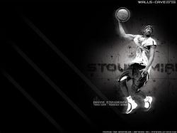 Amare Stoudemire Dream Team Dunk