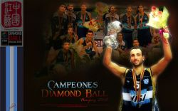 Argentina Diamond Ball 2008 Champions Wide