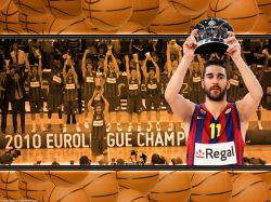 Barcelona 2010 Euroleague Champions