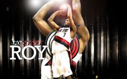 Brandon Roy Blazers Shooting