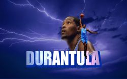 Durantula Slam Dunk Widescreen