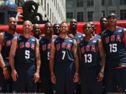 Beijing 2008 USA Dream Team