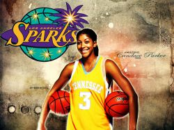 Candace Parker Tennessee