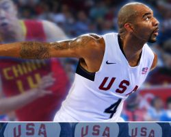 Carlos Boozer Dream Team