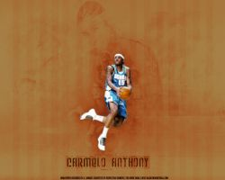 Carmelo Anthony 1280x1024