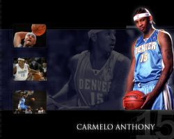 Carmelo Anthony Cool