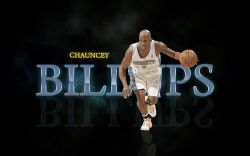 Chauncey Billups Nuggets Widescreen
