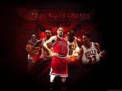 Chicago Bulls Greats