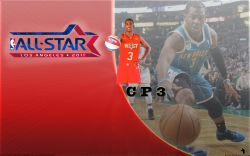 Chris Paul All-Star 2011 Widescreen