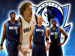 Dallas Mavericks Big 4