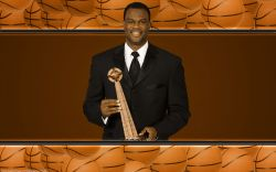 David Robinson 2009 Hall Of Fame Widescreen