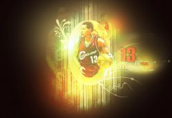 Delonte West Cavs Widescreen wallpaper