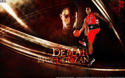 DeMar DeRozan 1920x1200 Widescreen