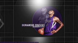 DeMarcus Cousins Kings Widescreen