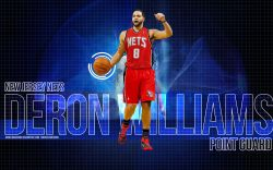 Deron Williams Nets 1920x1200 Widescreen