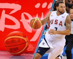 Deron Williams Olympics 2008