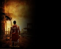 Derrick Rose Long Way To Go