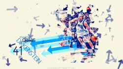Dirk Nowitzki 2011 Playoffs Widescreen