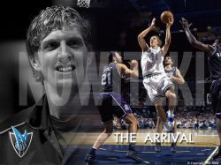 Dirk Nowitzki Dallas Mavericks