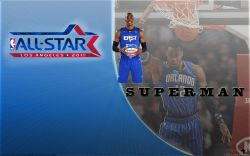 Dwight Howard All-Star 2011 Widescreen