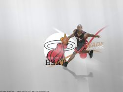 Dwyane Flash Wade Heat 1280x960