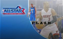 Dwyane Wade All-Star 2011 Widescreen