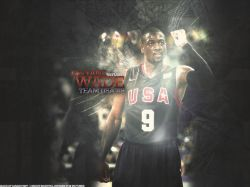 Dwyane Wade Dream Team