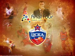 Euroleague 2010 Final Four CSKA