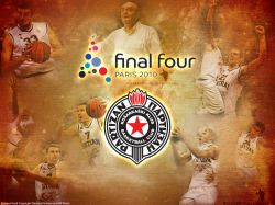 Euroleague 2010 Final Four Partizan