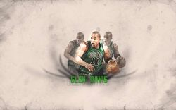 Glen Davis Celtics 2011 Widescreen