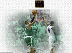 Glen Davis Playoffs Buzzer Beater 2009