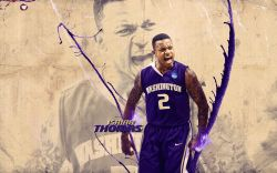 Isaiah Thomas Washington Huskies 2011 Widescreen