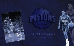 Isiah Thomas Widescreen