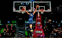 JaVale McGee Double Dunk Widescreen