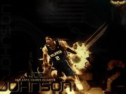 Joe Johnson Hawks