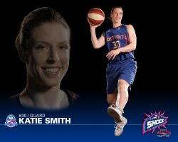 Katie Smith Shock