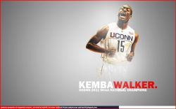 Kemba Walker NCAA Champion 2011 Widescreen