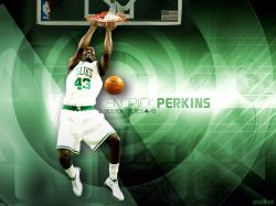 Kendrick Perkins Celtics wallpaper