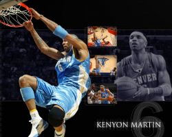 Kenyon Martin Nuggets
