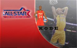 Kobe Bryant All-Star 2011 Widescreen