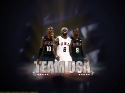 Kobe King Wade Dream Team