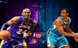 Lakers vs Hornets 2011 NBA Playoffs Widescreen
