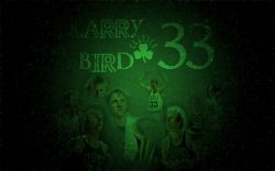 Larry Bird Widescreen