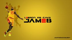 LeBron James 1600x900 Cavs