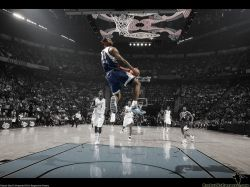 LeBron James All-Star 2007 Dunk