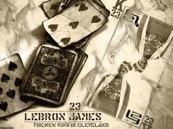 LeBron James Cards