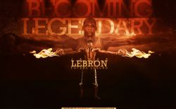 LeBron James Future Legend Widescreen