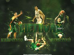 Lithuania National Team 2008