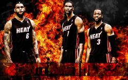 Miami Heat 2011 NBA Conference Finals Widescreen