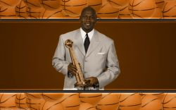Michael Jordan 2009 Hall Of Fame Widescreen